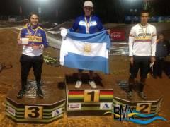 PIZARRO Y GABY DÍAZ, CAMPEONES PANAMERICANOS DE BMX